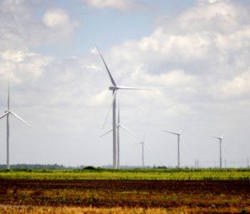 Amazon Wind Farm in North Carolina